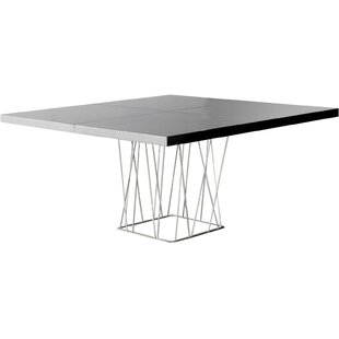 Black square kitchen dining tables youll love wayfair save to idea board workwithnaturefo