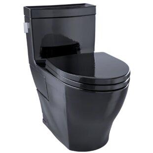 Toto Aimes® 1.28 GPF Dual Flush Elongate..