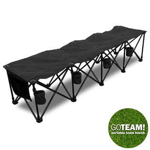 GoTeam Folding Camping Bench