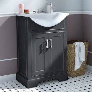Betterton 24 Single Vanity Set by Three Posts