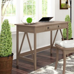 Wood Writing Desk by Andov..