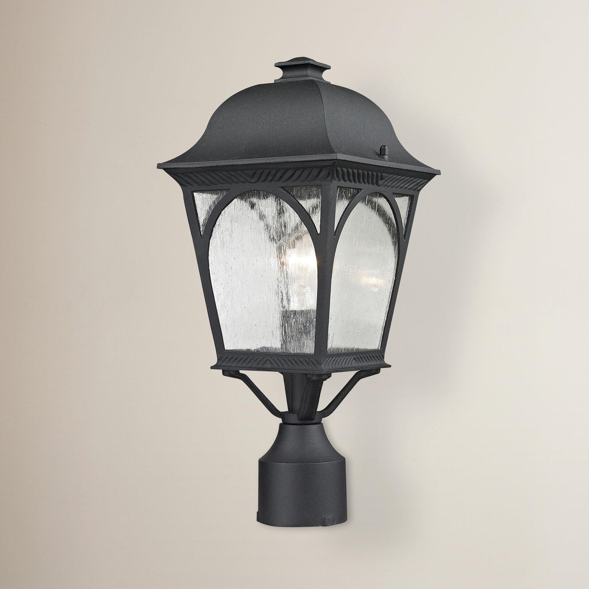 Alcott Hill Grogan 1 Light Lantern Head Wayfair