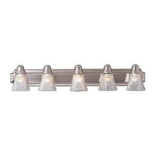 Winston Porter Kincaid 5-Light Vanity Light