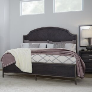 Ivy Bronx Haislip Panel Bed