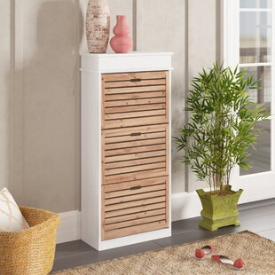Granby 12 Pair Shoe Cabinet By Beachcrest Home