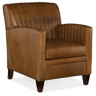 Barnabus Club Chair by Bradington-Young