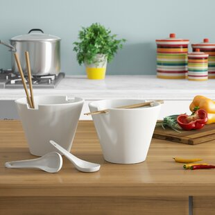 Dormer Noodle Soup Bowl Set