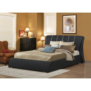 Courtney Upholstered Panel Bed by Wildon Home® Sale