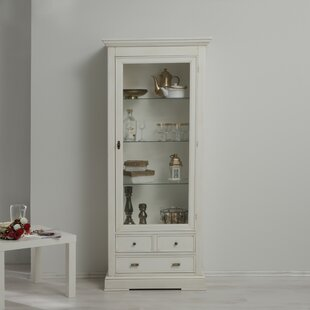 Adalyn Curio Cabinet By August Grove