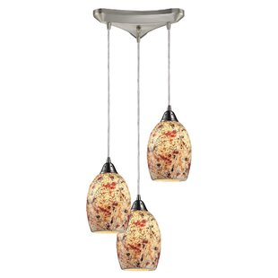 Wininger 3-Light Pendant by Latitude Run