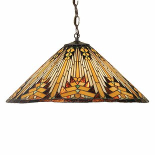Meyda Tiffany Mission Southwest 3-Light Pendant