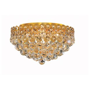 Zoila 5-Light Crystal Chandelier by House of Hampton