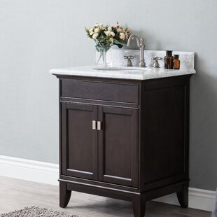Hynes 28 Single Bathroom Vanity Set by Latitude Run