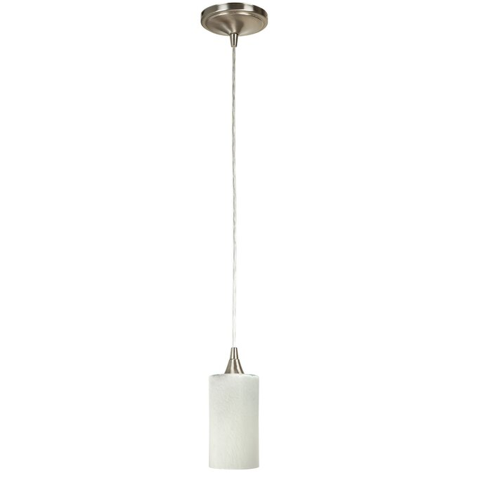 Rico 1 Light Cylinder Pendant