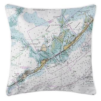 Longshore Tides Viggo Pawley S Island Sc Throw Pillow Wayfair