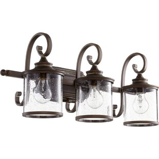 3 Light French Country Bathroom Vanity Lighting You Ll Love In 2021 Wayfair