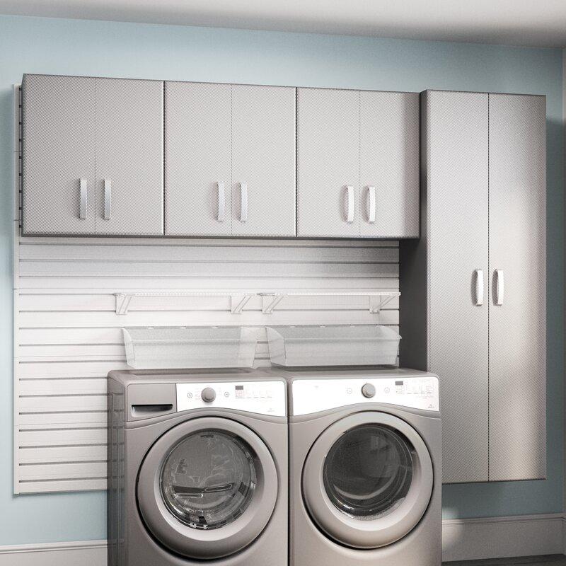 Flow Wall 5 Piece Laundry Room Organizer Set Wayfair