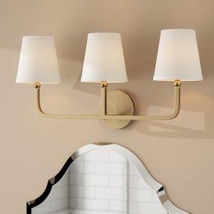 Compare & Buy Climsland 3-Light Vanity Light ByThree Posts