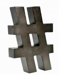 Decorative letter h wayfair decorative metal letter blocks altavistaventures Choice Image
