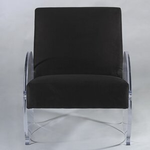 Circular Armchair by Shahrooz