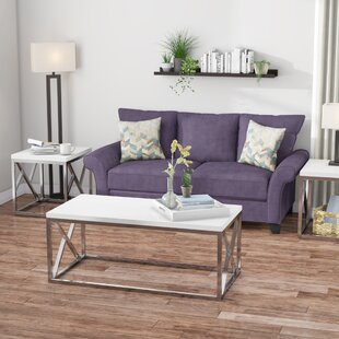 Lamotte 3 Piece Coffee Table Set