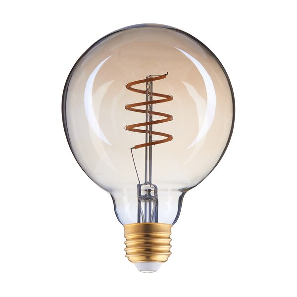 Archiology 4 Watt (40 Watt Equivalent), G30 LED, Dimmable ...