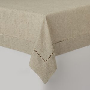 Kitt Hemstitched Tablecloth