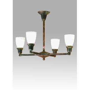 Meyda Tiffany Revival Oyster Bay Goblet 4..