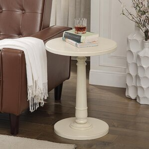 Haley End Table by One Source ..