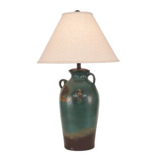 Halford 3-Handle Pottery 30 Table Lamp
