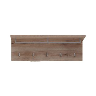 Hitchcock Wall Mounted Coat Rack By Gracie Oaks