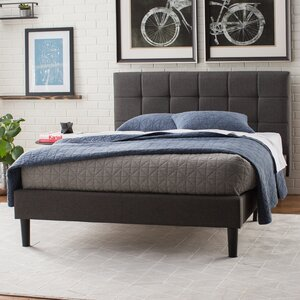 Colby Upholstered Platform Bed