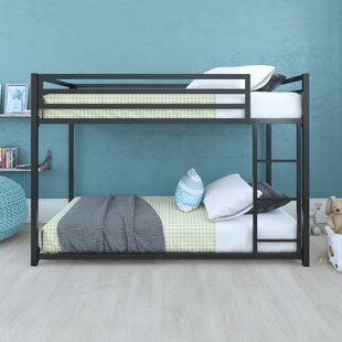 Inexpensive Simoneau Bunk Bed by Harriet Bee Reviews (2019) & Buyer's Guide