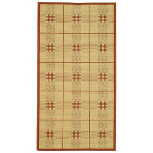 Trishelle Natural/Terra Indoor/Outdoor Area Rug