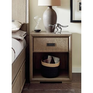 Affordable Hudson 1 Drawer Nightstand by Rachael Ray Home Reviews (2019) & Buyer's Guide