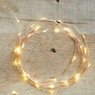 Look for Bendable LED Fairy String Lights By VivaTerra