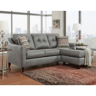 Latitude Run Levey Tufted Sectional