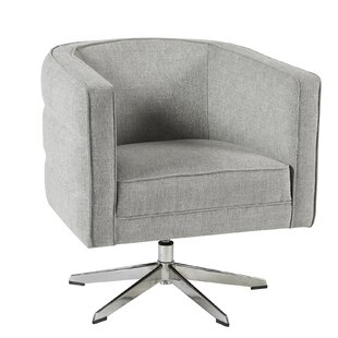 Brayden Studio Ali Swivel Lounge Chair