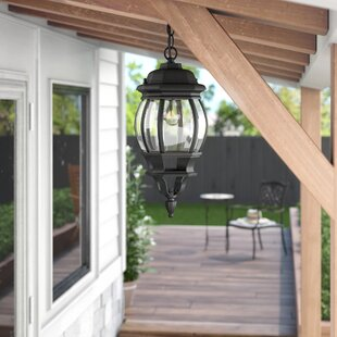 Three Posts Rockmill 1-Light Hanging Lantern