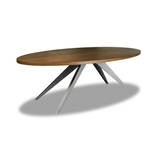 Macaulay Dining Table by Ivy Bronx Modern