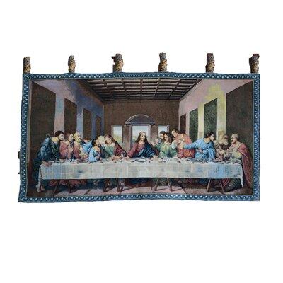 Leonardo DaVinci The Last Supper Wall Hanging Part 77