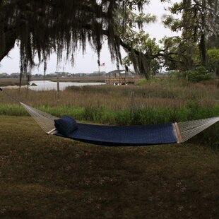 Charlton Home Edgebrooke Double Tree Hammock