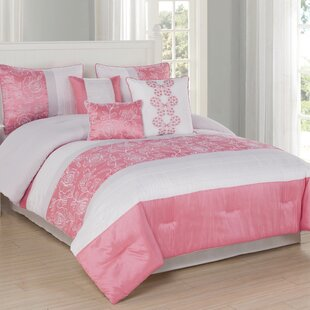 Blossom 7 Piece Comforter Set by Studio17