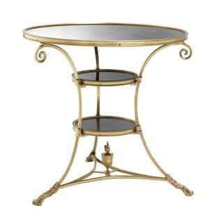 Rubinstein End Table by Eichholtz