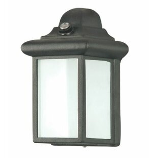 Higgins Photo Cell Outdoor Flush Mount By Charlton Home Outdoor Lighting