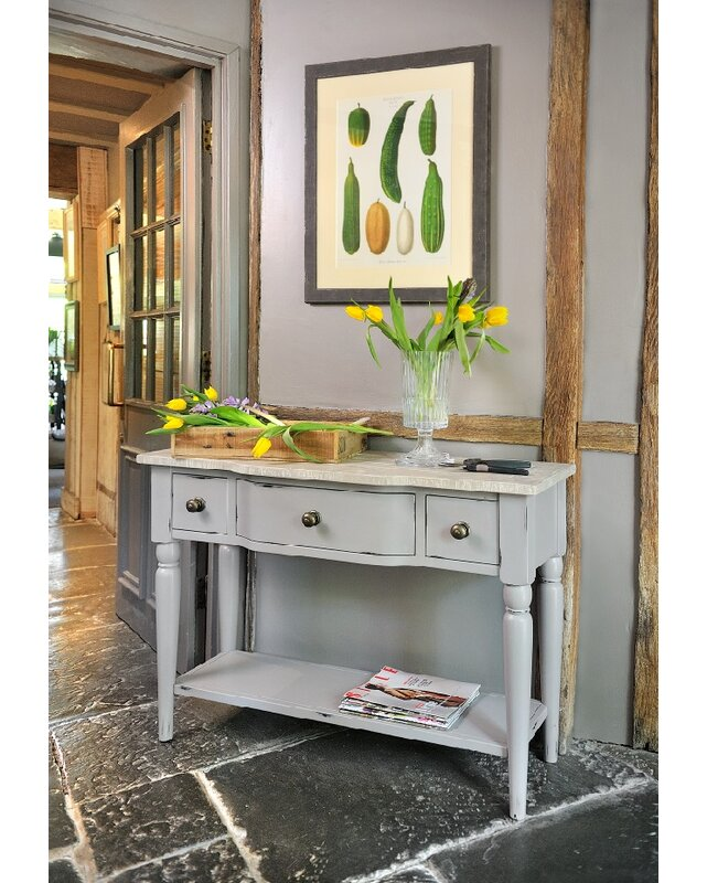 Gwendolyn Console Table With Storage