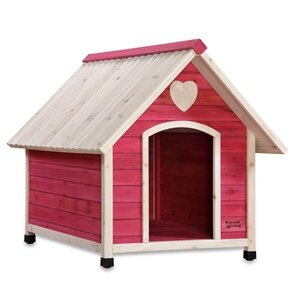 Arf Frame Dog House in Pink