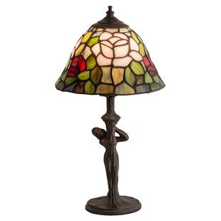 Tiffany Rosebush 12 Table Lamp