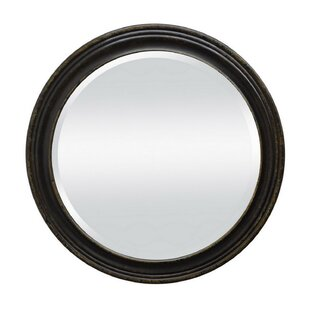 Williston Forge Mccleskey Wood Wall Accent Mirror