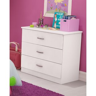 Libra 3 Drawer Chest by South Shore